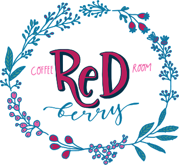 Red Berry coffee room